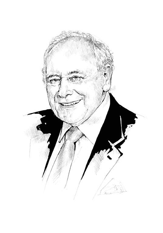 Reinhold Würth -im Vorwort zu Politik, Europa und Prognosen