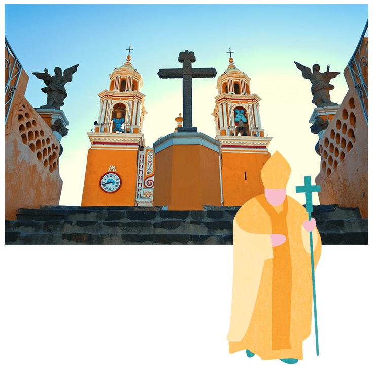 Glaube in Mexiko