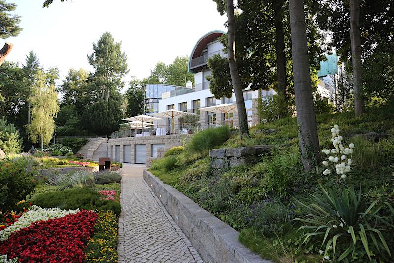 Berliner Villen-Prunk am Wannsee